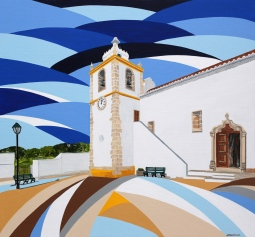 'Alvor Church' © Alyson Sheldrake