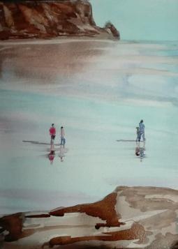 'Original Painting' © Sandie Croft