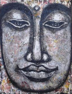 'Buddha III' © Guida Pereira