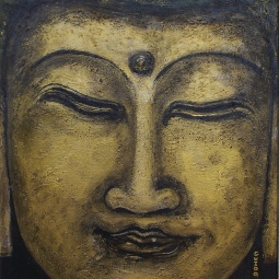 'Buddha V' © Guida Pereira