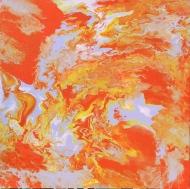 Fire Sky (close up)