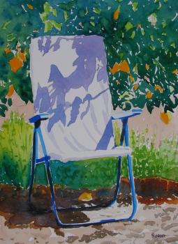 'Garden Chair' © Sandie Croft