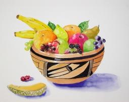 'Fruit Reflection' © Sandie Croft