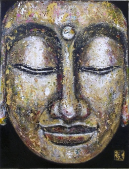 'Buddha VIII' © Guida Pereira