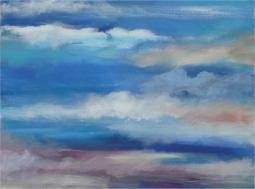'Clouds I' © David M Trubshaw