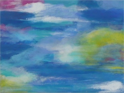 'Clouds II' © David M Trubshaw