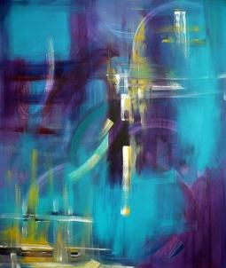 'Dynamic III' © David M Trubshaw
