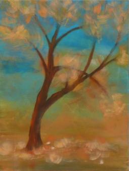 'Four Seasons I - Autumn' © David M Trubshaw