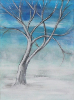 'Four Seasons I - Winter' © David M Trubshaw