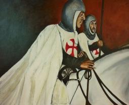 'Knights of Tomar' © Kaye Miller-Dewing