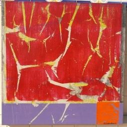 'Rythmes rouges' © Marie-Helene Piquart