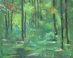 'Secret Forest' © David M Trubshaw