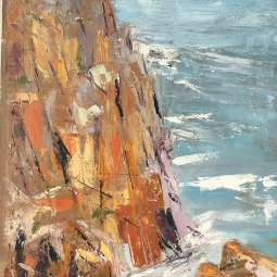 'Atlantic Cliffs' © Penny Coombs