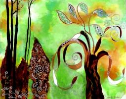 'Tree of Life II' © David M Trubshaw