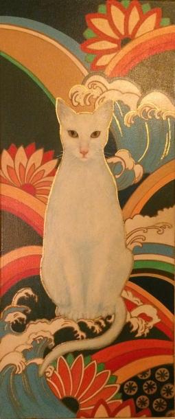 'Cat' © Sophie Wills