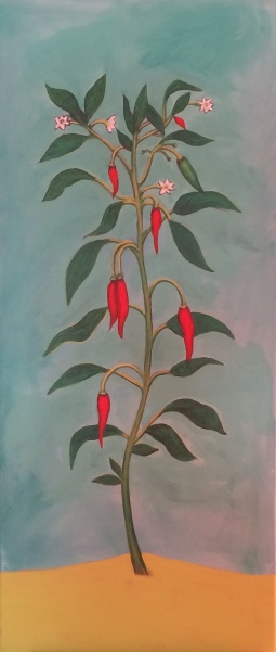 'Chilli Tree' © Sophie Wills