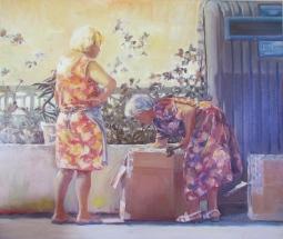'Coathanger Ladies' © Steph Hayman
