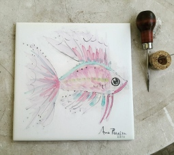 'fish - maritim series - work in progress' © Ana Domingues Pereira