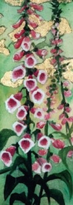 'Foxgloves 2' © Sophie Wills