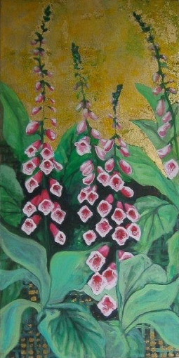 'Foxgloves' © Sophie Wills
