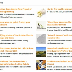 Latest Features - Algarve Daily News