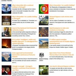 Latest News - Algarve Daily News