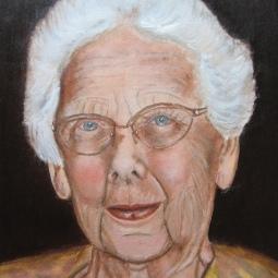 nr 60 'Old Woman' © Joke van der Steen