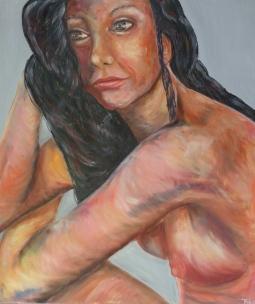 nr 73 'Dreaming Woman' © Joke van der Steen