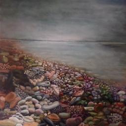 nr 8 'Pebbles Sea' © Joke van der Steen