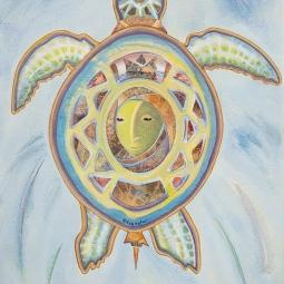 'Turtle, the Navigator' © Eliza Hafer