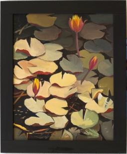'Water Lillies' © Steph Hayman