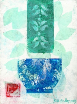 'Chinese rice bowl' © Sue Findley