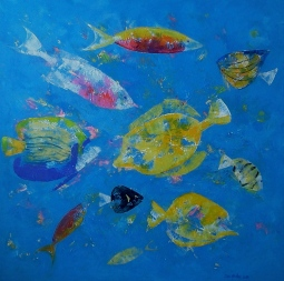 'Fish' © Sue Findley