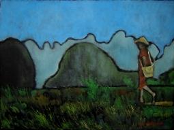 'Vietnamese Landscape' © Sue Findley