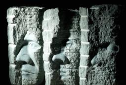 '3 Granite Sculptures' © Sonja Eckenstein-Schalen