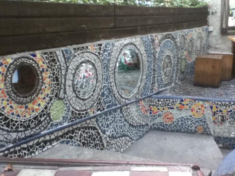 mosaic Ian Morgan