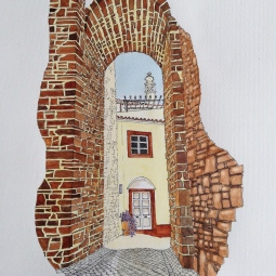 'Portas da Cidade de Silves' © Malcolm Hyde