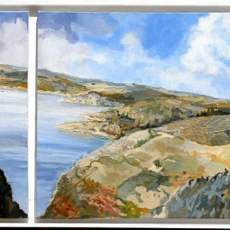 'Barragem Santa Clara a Velha' © Ben Helmink