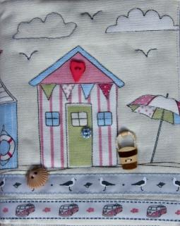 'Beach Hut Journal' © Angie Schlechter