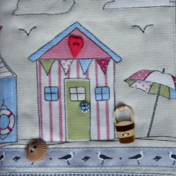 'Beach Hut Journal' © Angie Schlechter