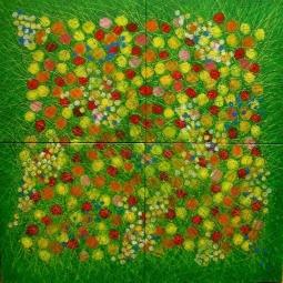 'Blumenwiese' © Gudrun Bartels