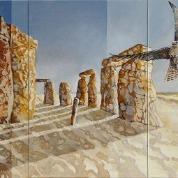 'Daybreak at Stonehenge' © Ben Helmink