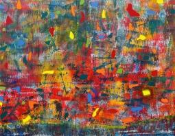 'Explosion I' © Gudrun Bartels