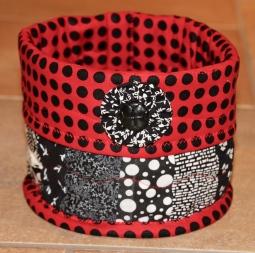 'Fabric Bowl' © Angie Schlechter