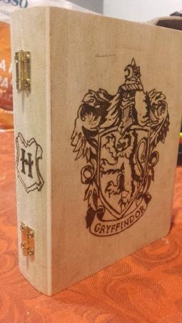 'Harry Potter Box' © Andrea Barlow