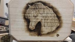 'Horse' © Andrea Barlow