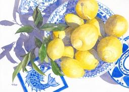 'Lemons' © Gill Goode