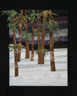 'Winter Trees' © Angie Schlechter