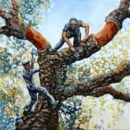 'Workers pealing cork in the Alentejo' © Ben Helmink