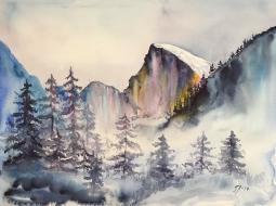 'Berg' © Tanya Lundmark